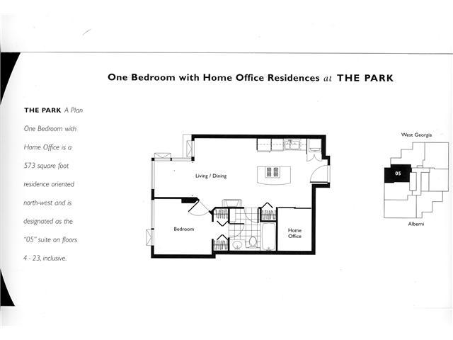 # 705 1723 ALBERNI ST - West End VW Apartment/Condo for sale, 1 Bedroom (V820895) #8