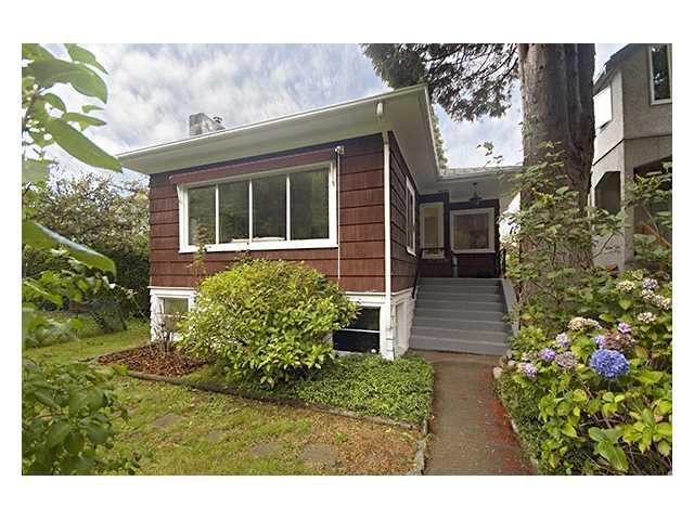 4627 W 16TH AV - Point Grey House/Single Family for sale, 4 Bedrooms (V825746) #1