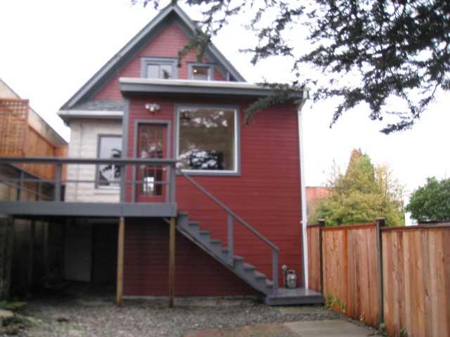 233 W 6TH AV - False Creek House/Single Family for sale, 3 Bedrooms (V841546) #3