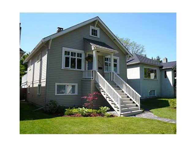 3970 W 16TH AV - Dunbar House/Single Family for sale, 3 Bedrooms (V871045) #1