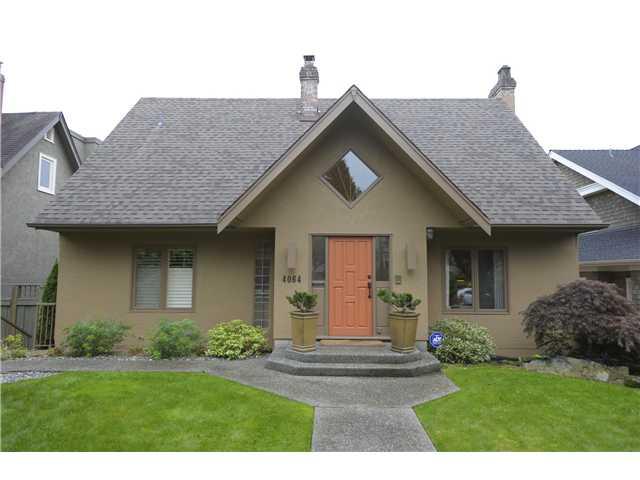 4064 W 37TH AV - Dunbar House/Single Family for sale, 3 Bedrooms (V913761) #1