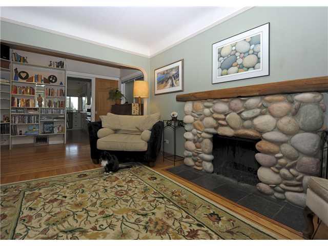 4080 W 35TH AV - Dunbar House/Single Family for sale, 2 Bedrooms (V938171) #4