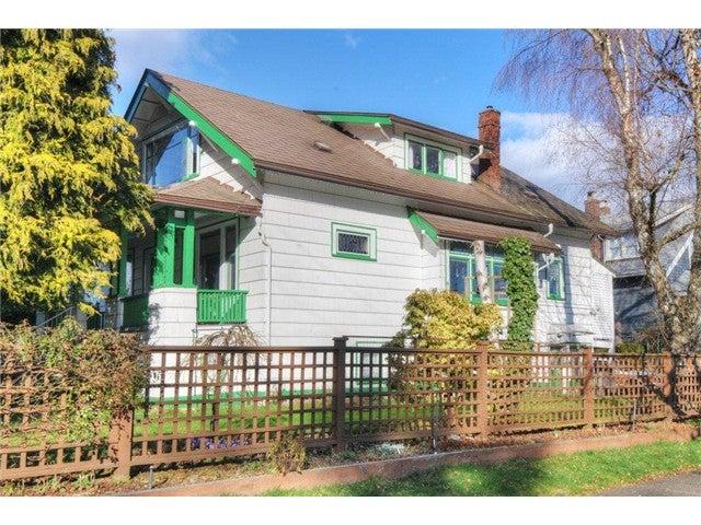 5790 MACDONALD ST - Kerrisdale House/Single Family for sale, 5 Bedrooms (V954049) #1