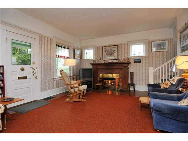 5790 MACDONALD ST - Kerrisdale House/Single Family for sale, 5 Bedrooms (V954049) #2