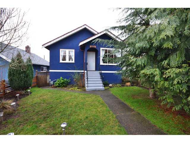 3234 ADANAC ST - Renfrew VE House/Single Family for sale, 4 Bedrooms (V989058) #1