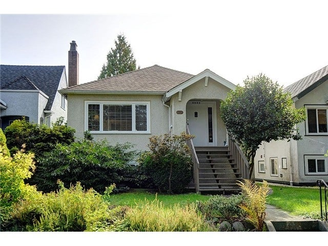 4028 W 15TH AV, VANCOUVER BC V6R 3A3 - Point Grey House/Single Family for sale, 4 Bedrooms (V1065716) #1
