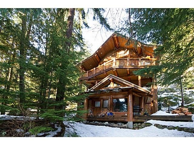 9363 Emerald Drive, Whistler BC  V0N 1B9 - Emerald Estates House/Single Family for sale, 3 Bedrooms (v1102133) #1