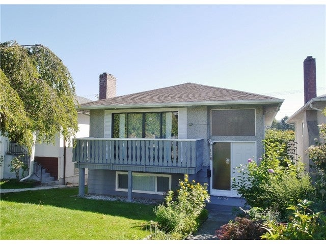 120 WARWICK AV, BURNABY, BC V5B 3X3 - Capitol Hill BN House/Single Family for sale, 5 Bedrooms  #1