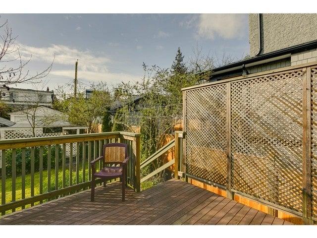3650 W 17TH AV - Dunbar House/Single Family for sale, 3 Bedrooms (V1051337) #12