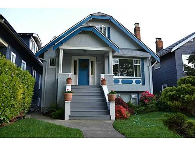 3820 W 16TH AV, Vanvouver V6R 3C7 - Dunbar House/Single Family for sale, 5 Bedrooms (V1052801) #1