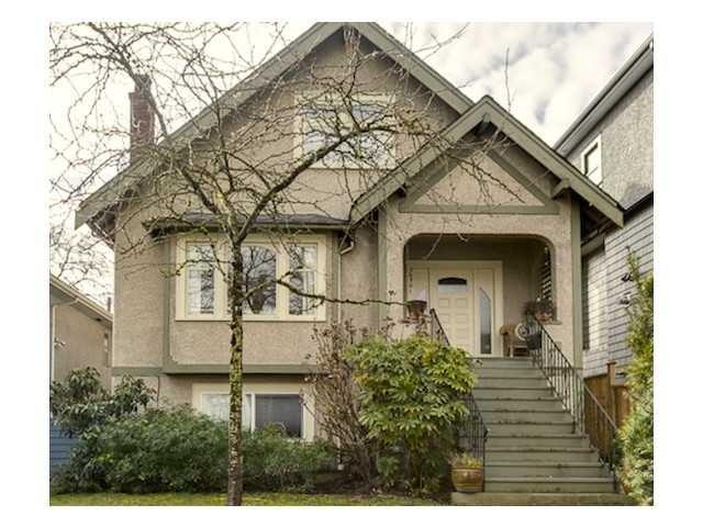 3650 W 17TH AV - Dunbar House/Single Family for sale, 3 Bedrooms (V1051337) #1