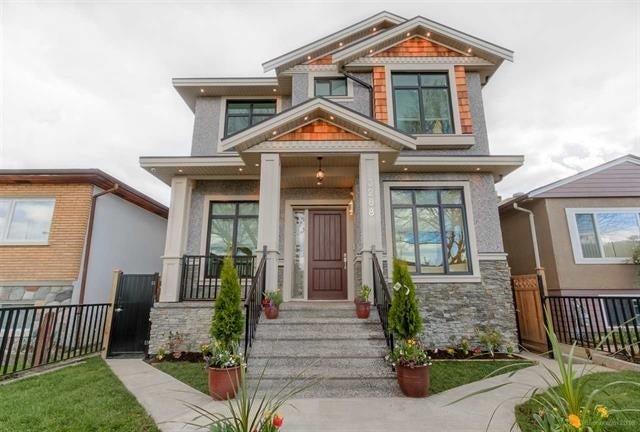 3288 PARKER STREET - Renfrew VE House/Single Family for sale, 7 Bedrooms (R2068447)