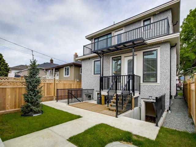 3288 PARKER STREET - Renfrew VE House/Single Family for sale, 7 Bedrooms (R2068447) #20
