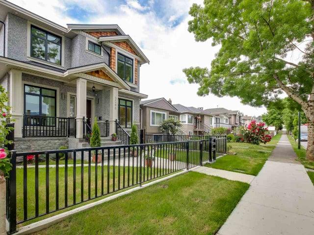 3288 PARKER STREET - Renfrew VE House/Single Family for sale, 7 Bedrooms (R2068447) #2