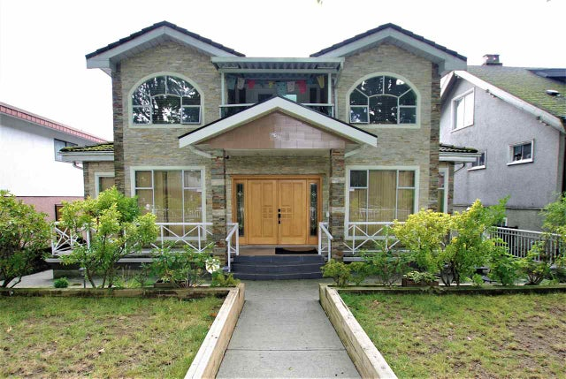 2168 E 7TH AVENUE - Grandview Woodland House/Single Family for sale, 7 Bedrooms (R2404481) #1