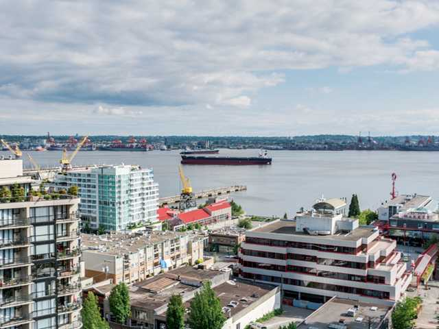 # 1607 151 W 2ND ST - Lower Lonsdale Apartment/Condo for sale, 1 Bedroom (V1070625) #1