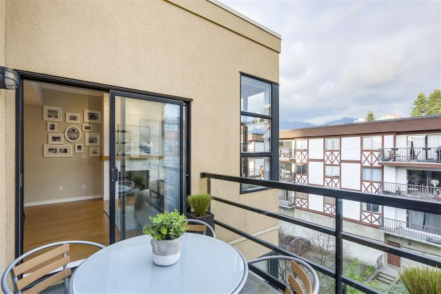 506 124 W 3RD STREET - Lower Lonsdale Apartment/Condo for sale, 1 Bedroom (R2335113) #10