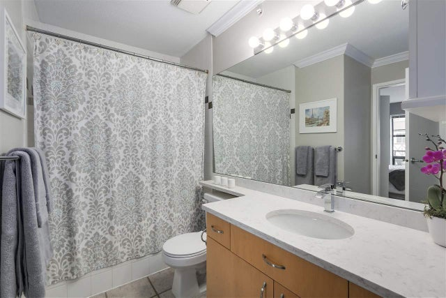 506 124 W 3RD STREET - Lower Lonsdale Apartment/Condo for sale, 1 Bedroom (R2335113) #14