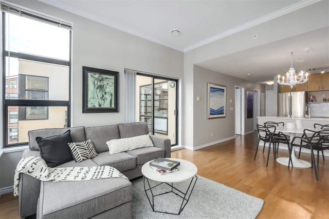506 124 W 3RD STREET - Lower Lonsdale Apartment/Condo for sale, 1 Bedroom (R2335113) #1