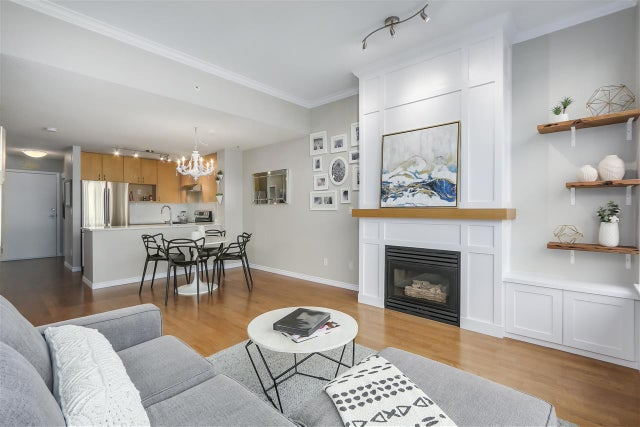 506 124 W 3RD STREET - Lower Lonsdale Apartment/Condo for sale, 1 Bedroom (R2335113) #2