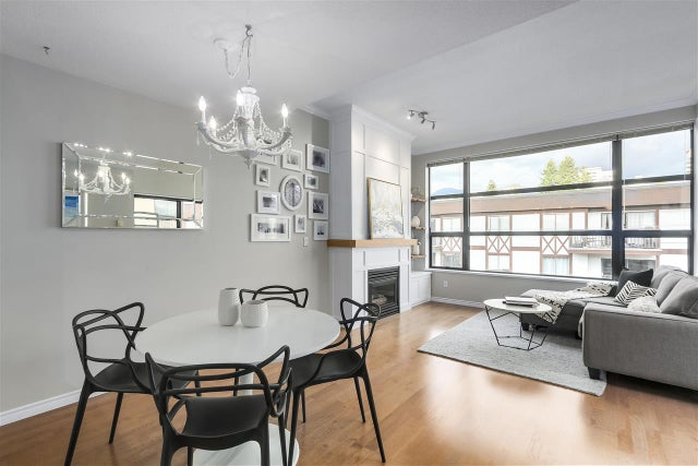 506 124 W 3RD STREET - Lower Lonsdale Apartment/Condo for sale, 1 Bedroom (R2335113) #3