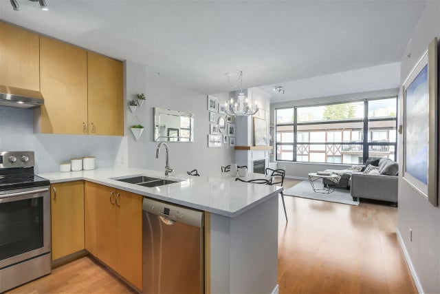 506 124 W 3RD STREET - Lower Lonsdale Apartment/Condo for sale, 1 Bedroom (R2335113) #4