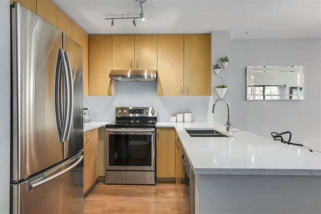 506 124 W 3RD STREET - Lower Lonsdale Apartment/Condo for sale, 1 Bedroom (R2335113) #5