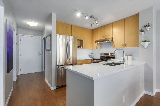 506 124 W 3RD STREET - Lower Lonsdale Apartment/Condo for sale, 1 Bedroom (R2335113) #6