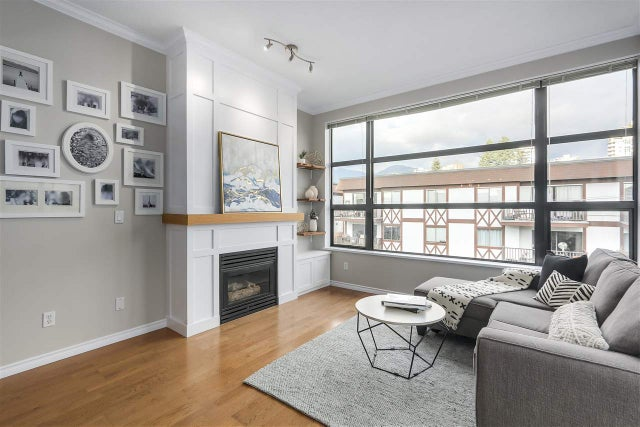 506 124 W 3RD STREET - Lower Lonsdale Apartment/Condo for sale, 1 Bedroom (R2335113) #8