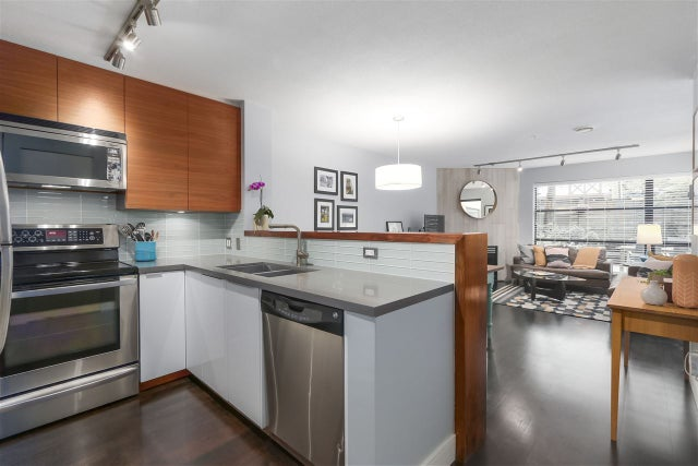 204 124 W 3RD STREET - Lower Lonsdale Apartment/Condo for sale, 2 Bedrooms (R2362493) #4