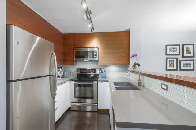 204 124 W 3RD STREET - Lower Lonsdale Apartment/Condo for sale, 2 Bedrooms (R2362493) #5