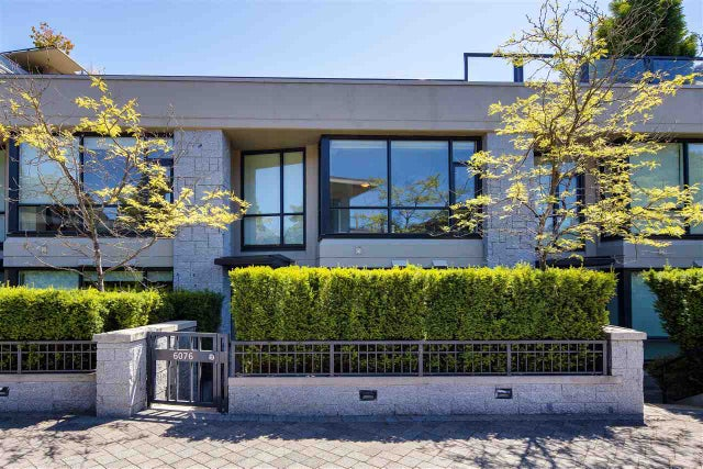 6076 CHANCELLOR MEWS - University VW Townhouse for sale, 2 Bedrooms (R2494126) #1
