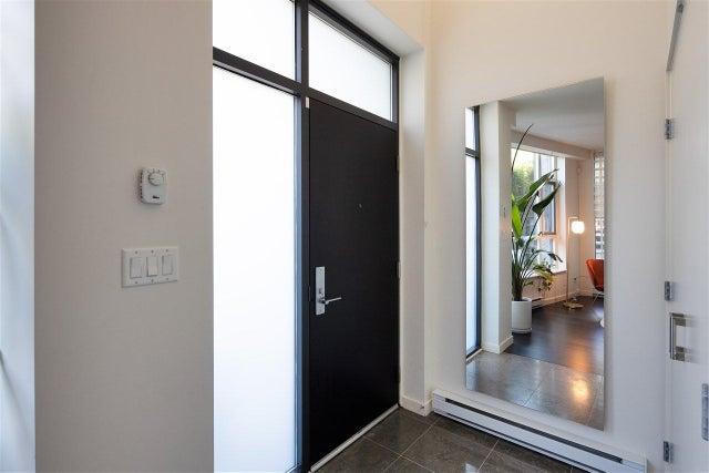 6076 CHANCELLOR MEWS - University VW Townhouse for sale, 2 Bedrooms (R2494126) #5