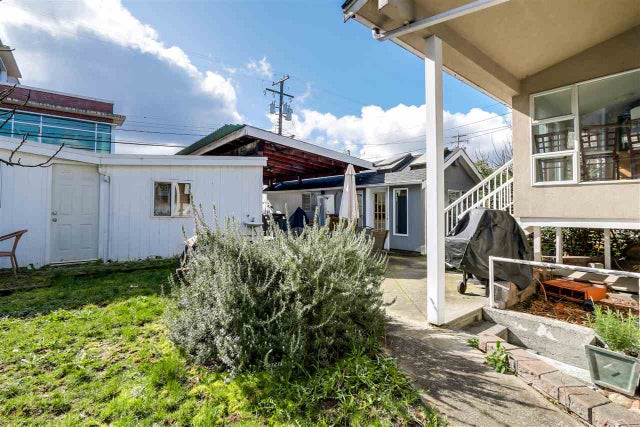 1638 E 8TH AVENUE - Grandview Woodland House/Single Family for sale, 6 Bedrooms (R2509533) #12