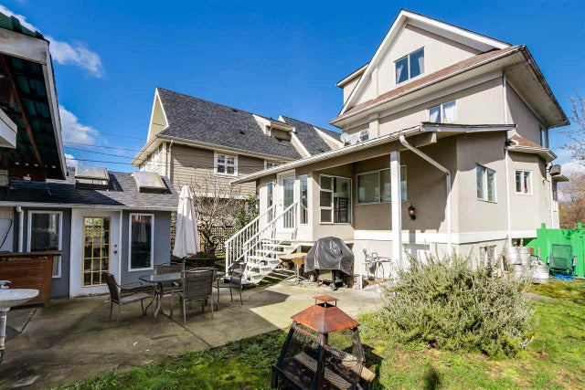 1638 E 8TH AVENUE - Grandview Woodland House/Single Family for sale, 6 Bedrooms (R2509533) #13