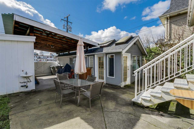 1638 E 8TH AVENUE - Grandview Woodland House/Single Family for sale, 6 Bedrooms (R2509533) #15
