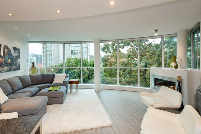 402 1888 ALBERNI STREET - West End VW Apartment/Condo for sale, 2 Bedrooms (R2513069) #1