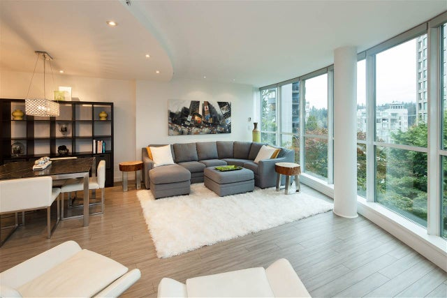 402 1888 ALBERNI STREET - West End VW Apartment/Condo for sale, 2 Bedrooms (R2513069) #6