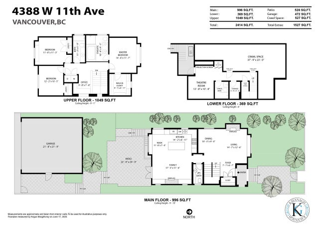 4388 W 11TH AVENUE - Point Grey House/Single Family for sale, 3 Bedrooms (R2514499) #35