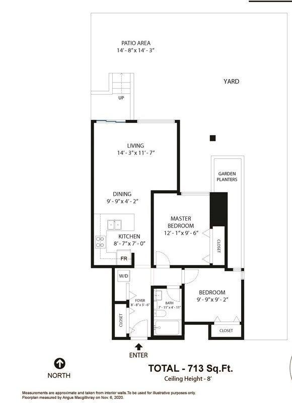 102 788 E 8TH AVENUE - Mount Pleasant VE Apartment/Condo for sale, 2 Bedrooms (R2515993) #26