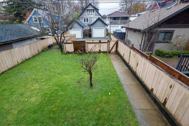 529 E 11TH AVENUE - Mount Pleasant VE House/Single Family for sale, 5 Bedrooms (R2519329) #25