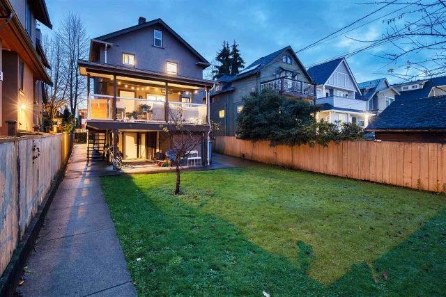 529 E 11TH AVENUE - Mount Pleasant VE House/Single Family for sale, 5 Bedrooms (R2519329) #36
