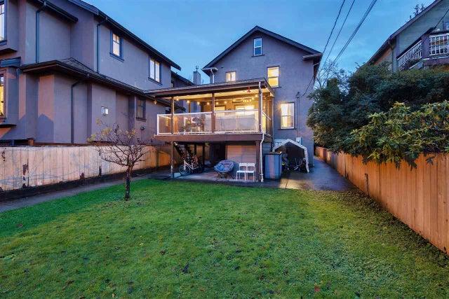529 E 11TH AVENUE - Mount Pleasant VE House/Single Family for sale, 5 Bedrooms (R2519329) #37