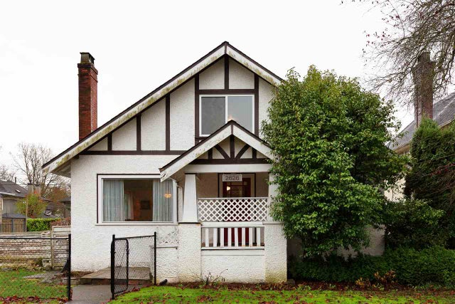 2626 W 35TH AVENUE - MacKenzie Heights House/Single Family for sale, 2 Bedrooms (R2519338) #1