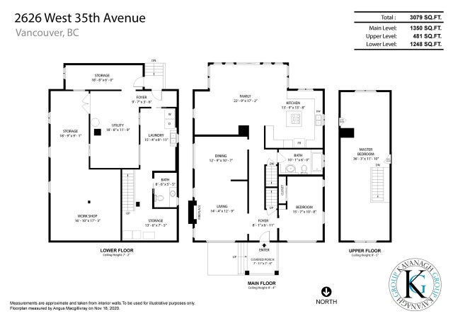 2626 W 35TH AVENUE - MacKenzie Heights House/Single Family for sale, 2 Bedrooms (R2519338) #28