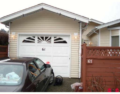 # 61 1400 164TH ST - King George Corridor House/Single Family for sale, 2 Bedrooms (F2900311) #1