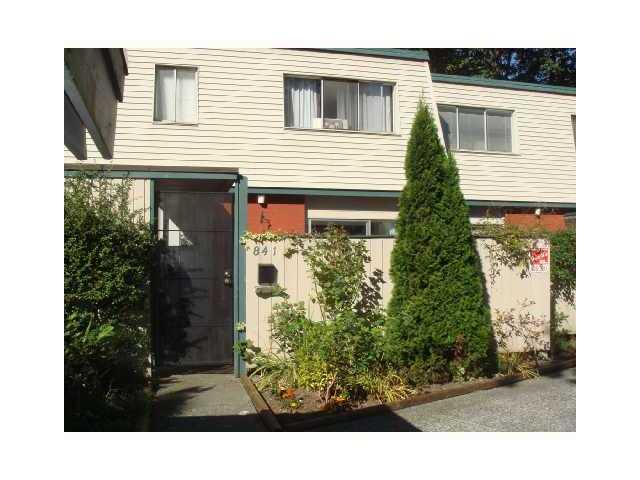 841 WESTVIEW CR - Upper Lonsdale Townhouse for sale, 3 Bedrooms (V1032223) #1