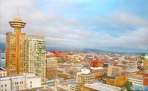 # 2109 610 GRANVILLE ST - Downtown VW Apartment/Condo for sale, 1 Bedroom (V620478) #8