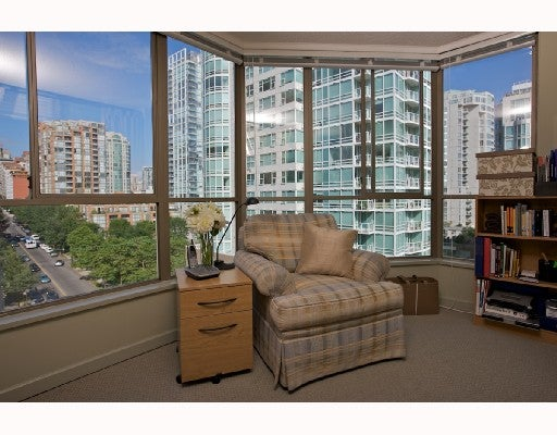 # 901 1625 HORNBY ST - Yaletown Apartment/Condo for sale, 1 Bedroom (V721296) #8