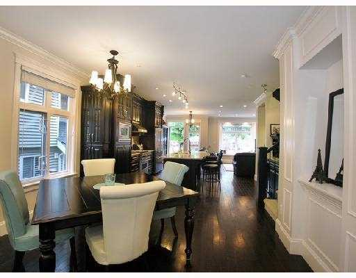 2349 8TH AV - Kitsilano 1/2 Duplex for sale, 3 Bedrooms (V734844) #4